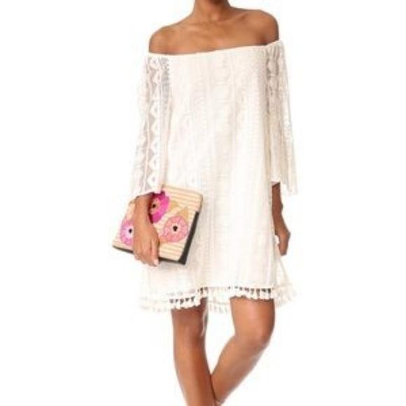 Jack by BB Dakota Dresses & Skirts - Jack by BB Dakota White Lace Dress